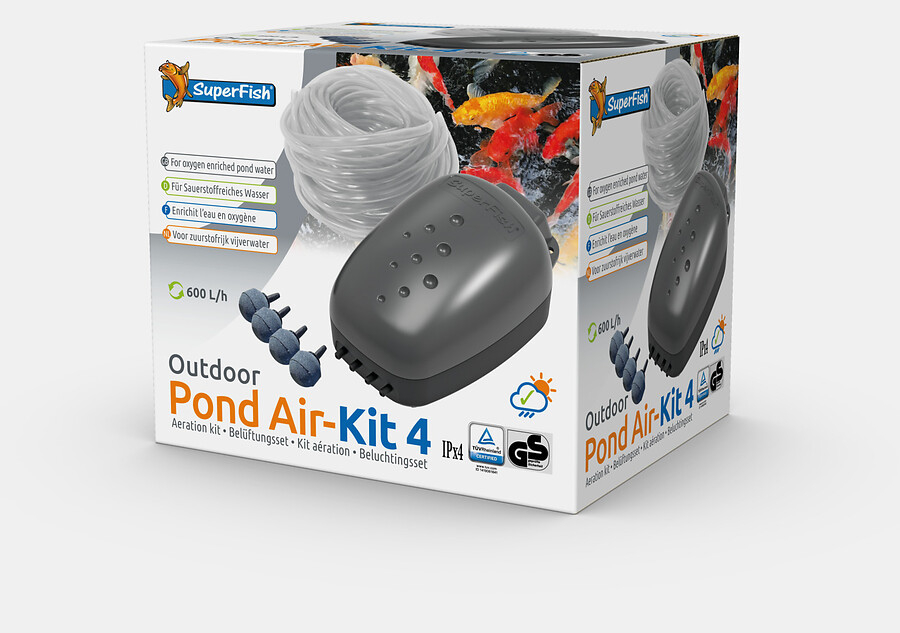 superfish pond air kit 4