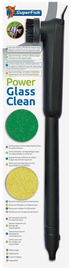 superfish power glass clean