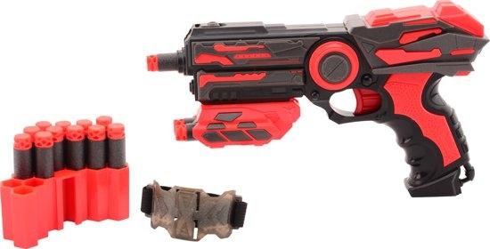 tack pro shooter 2 met 14 darts en accessoires