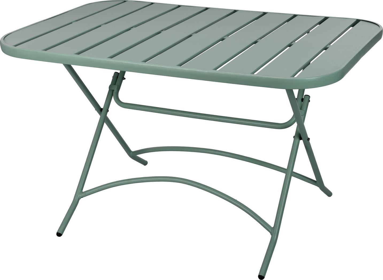 tafel vouwbaar mat groen