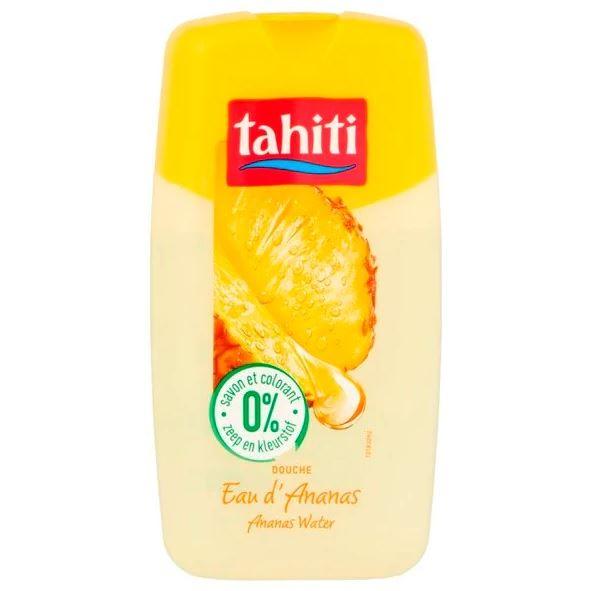 tahiti shower ananas water