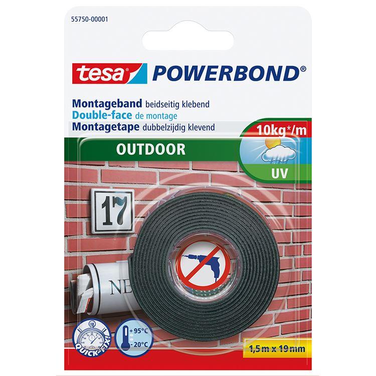 tesa powerbond montage outdoor