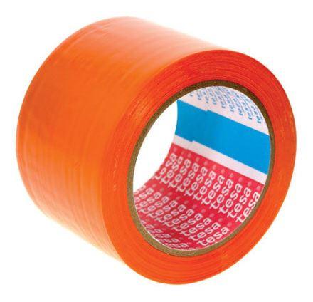 tesa premium plastering tape oranje