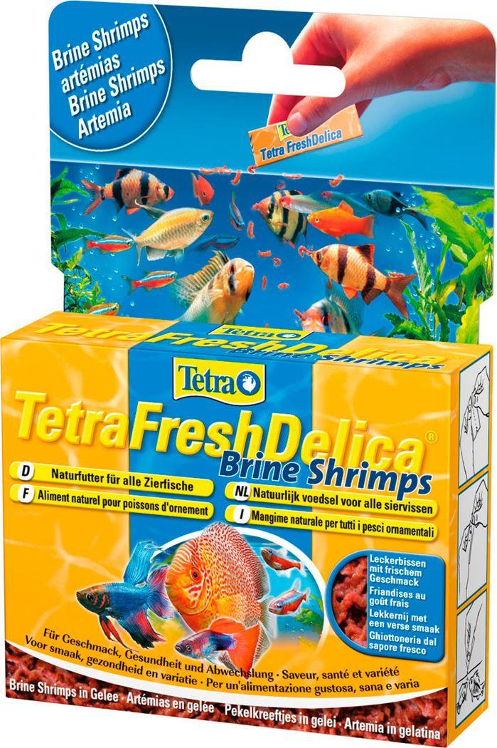 tetra fresh delica brine shrimps