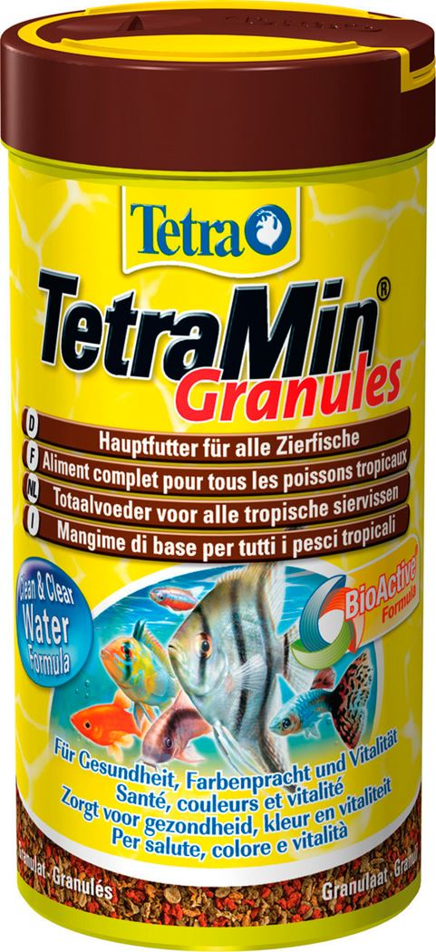tetra min bio active granulaat