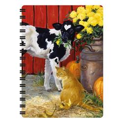 tfy livelife notitieboekjes klein -  spilt milk