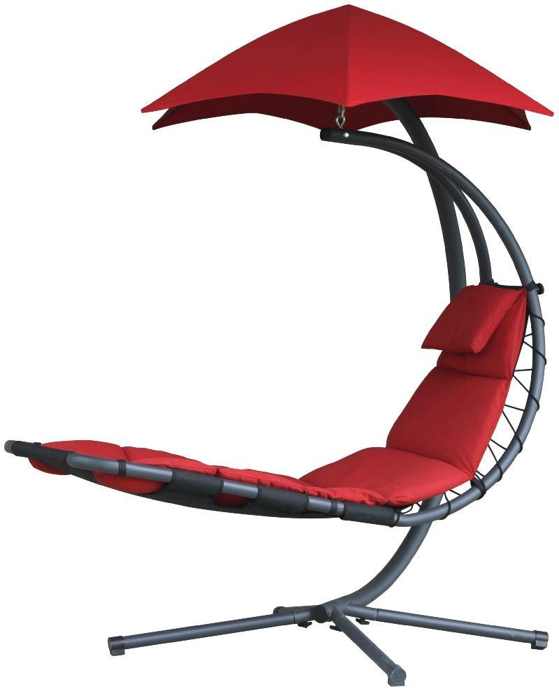 the original dream chair cherry red
