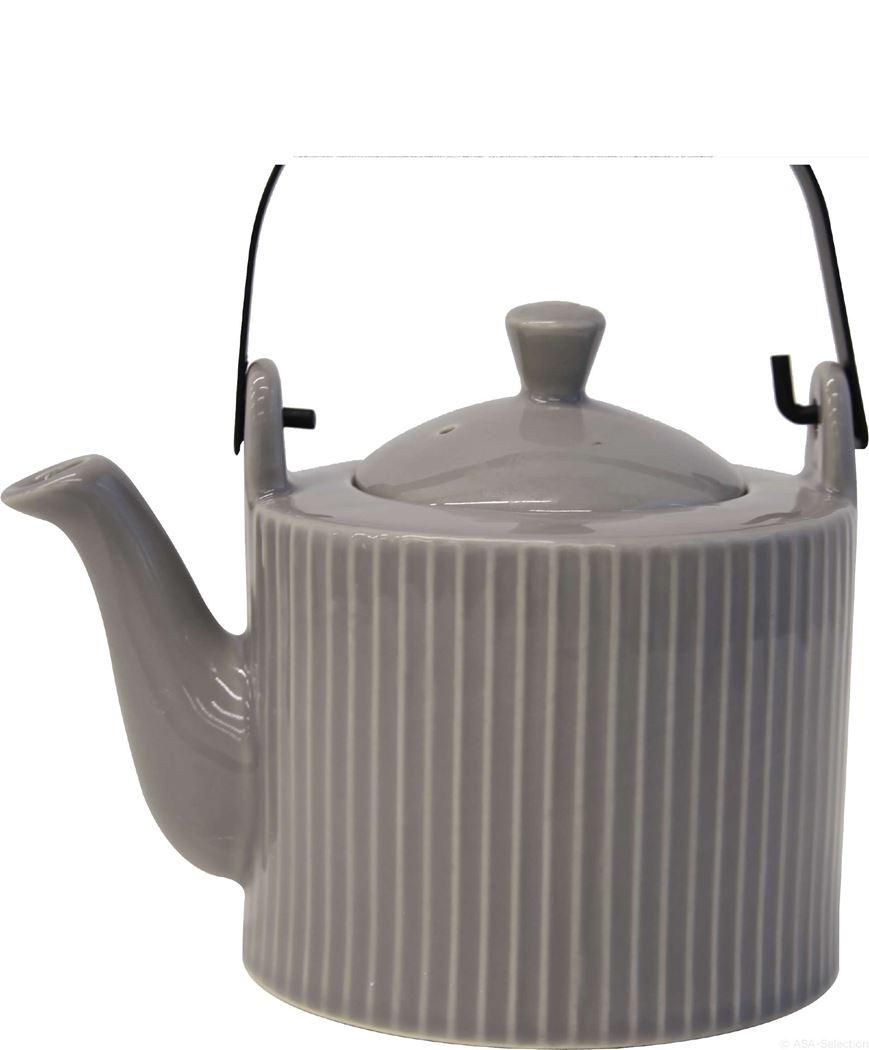thee pot licht grijs