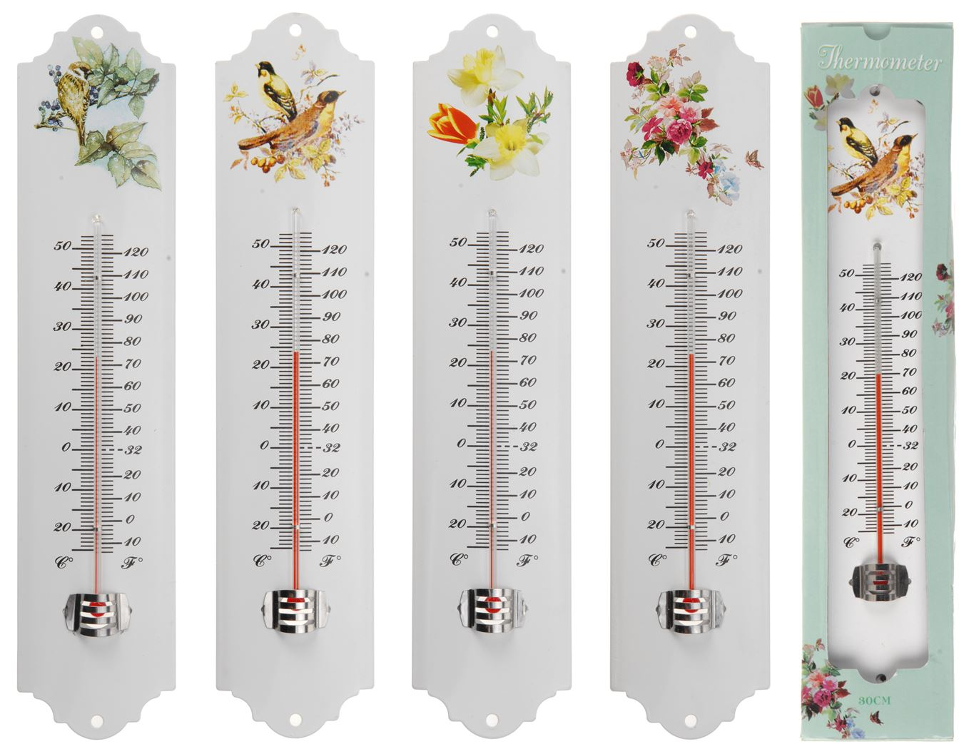 thermometer metaal