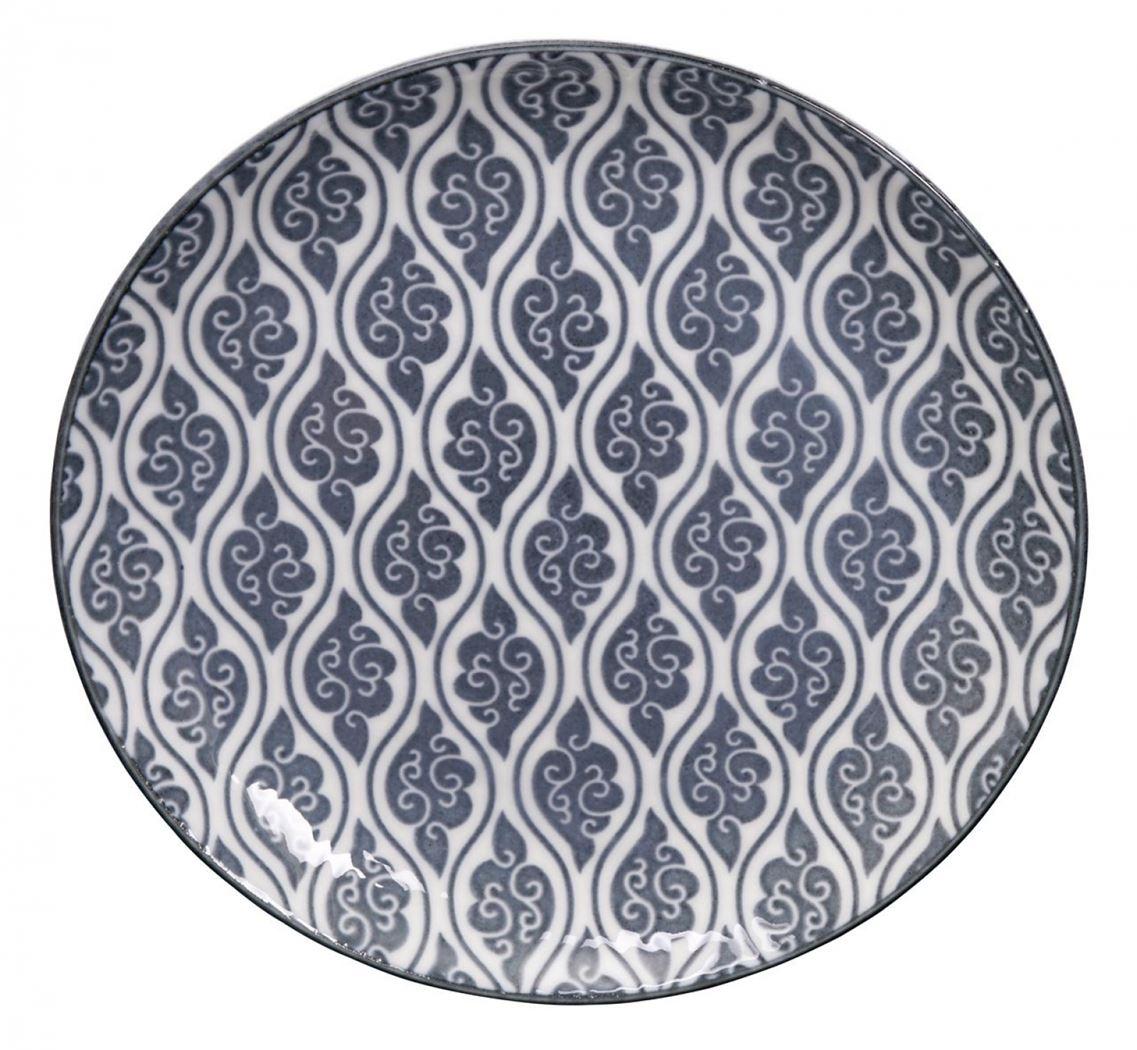 tokyo design studio nippon grey plate cloud