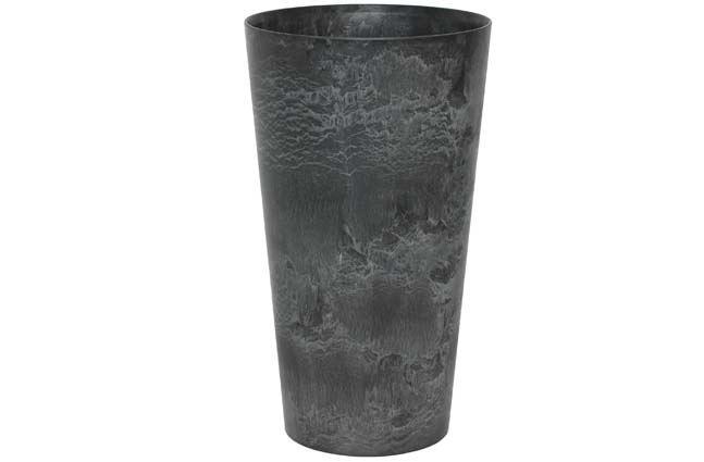 artstone vaas claire zwart