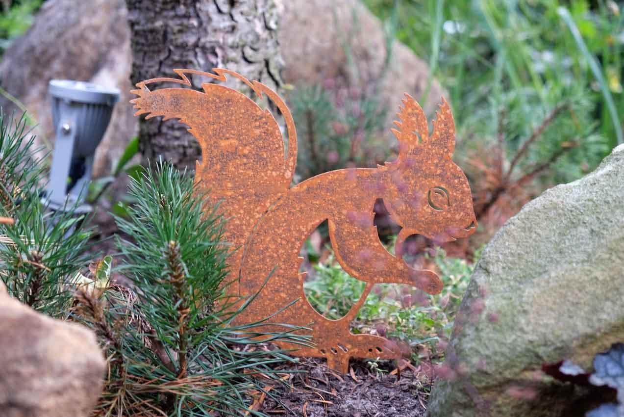 tuinstekers geluksdier eekhoorn