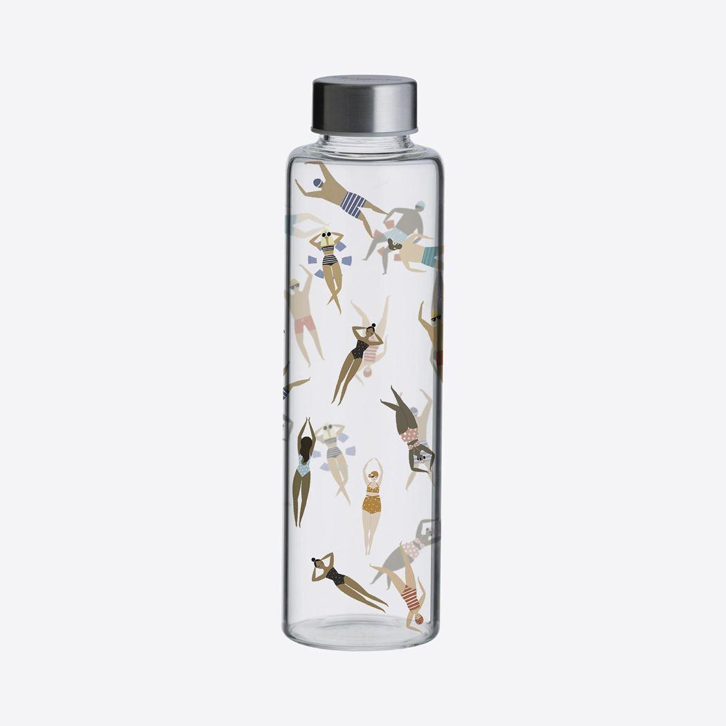 typhoon pure glazen fles active