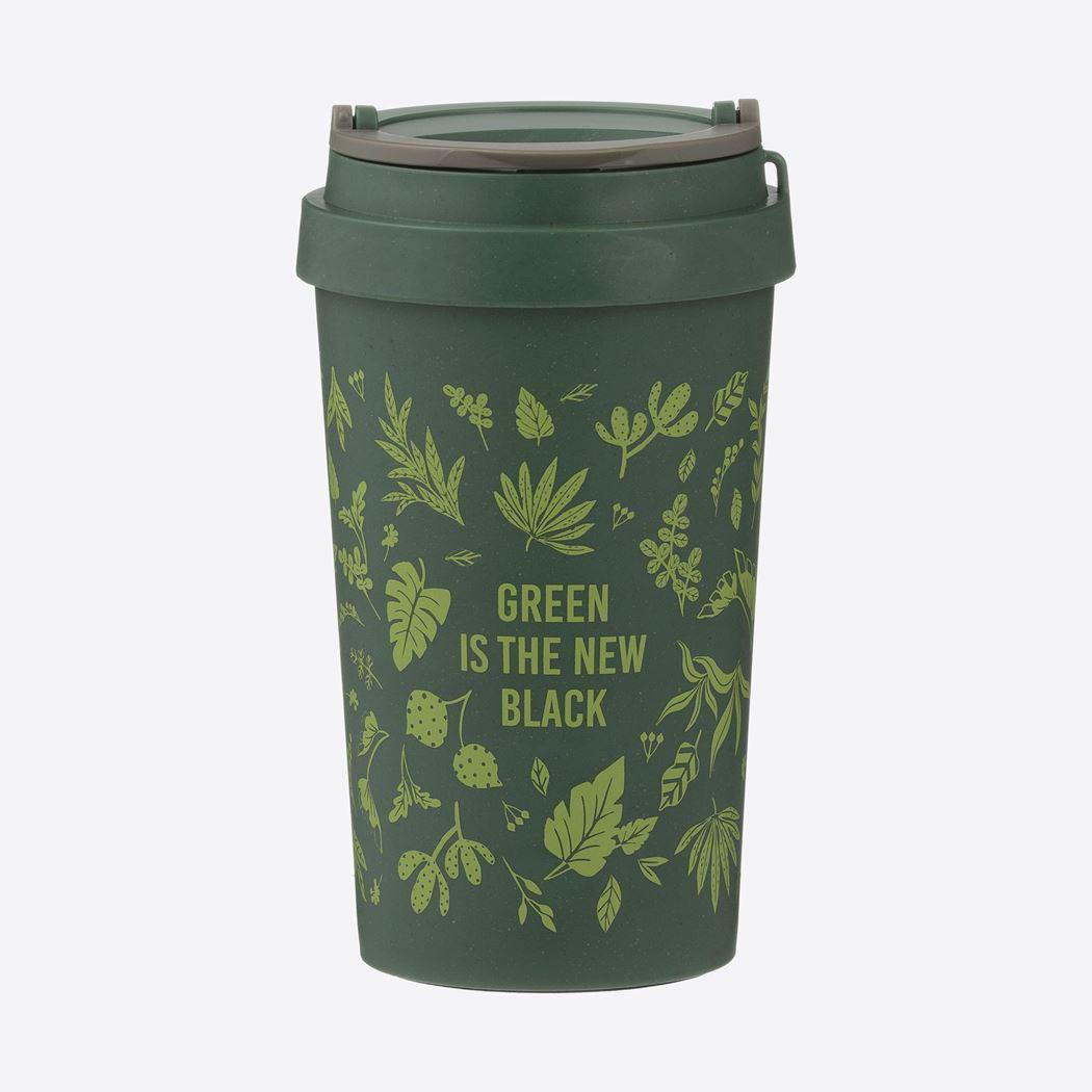 typhoon pure reisbeker uit tarwevezel green is the new black