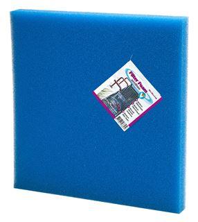ubbink filtermat blauw voor biopure en biotop - 20 ppi