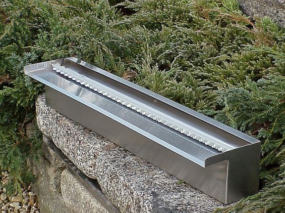 ubbink waterval design niagara led 30