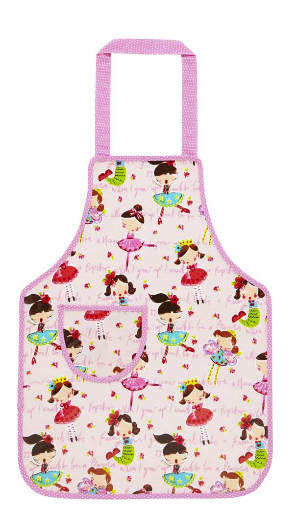 ulster weavers childs pvc apron wig
