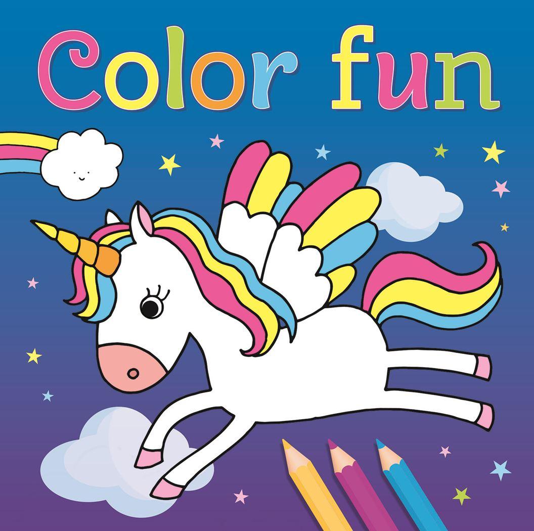 unicorns color fun