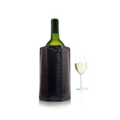 vacu vin wijnkoeler black