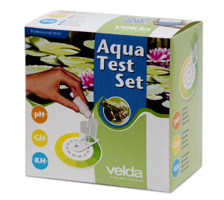 velda aqua testset (ph - gh - kh)
