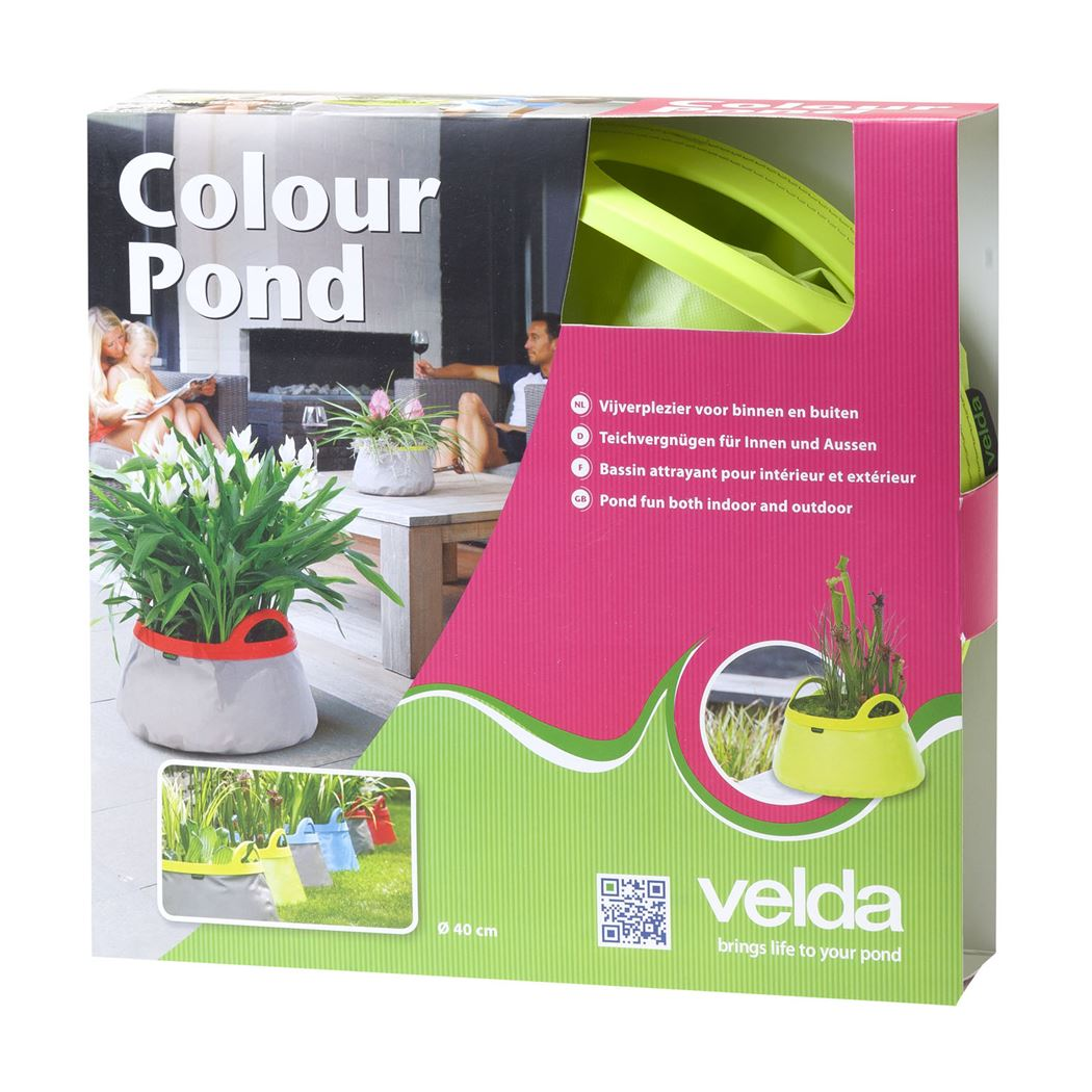 velda colour pond lime