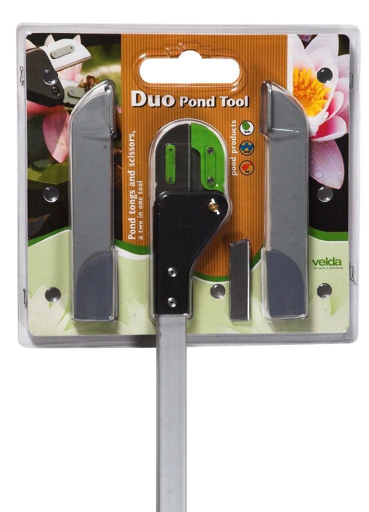 velda duo pond tool (vijvertang/-schaar)