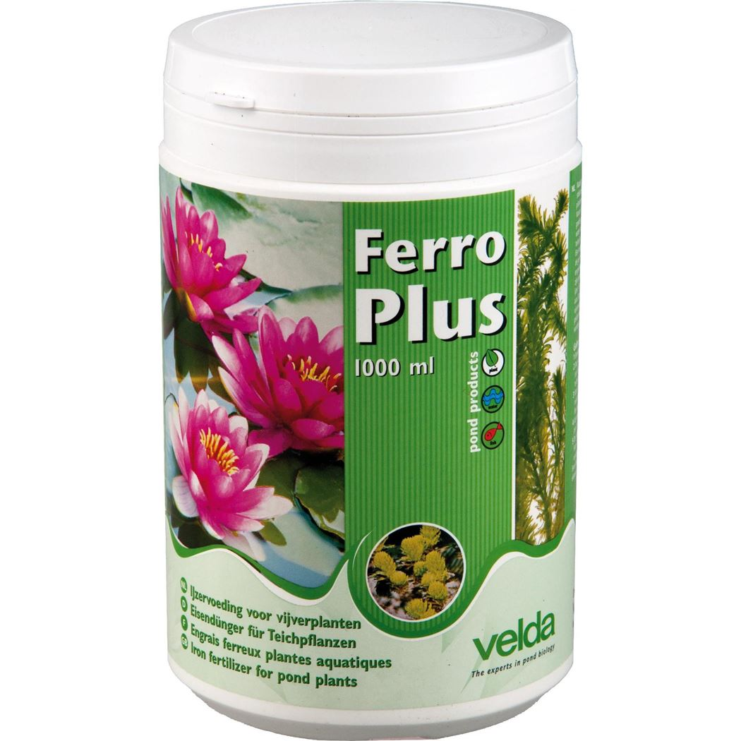 velda ferro plus (waterplantenvoeding)
