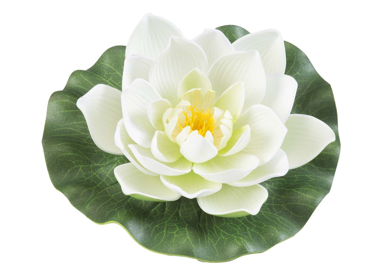 velda lotus foam white