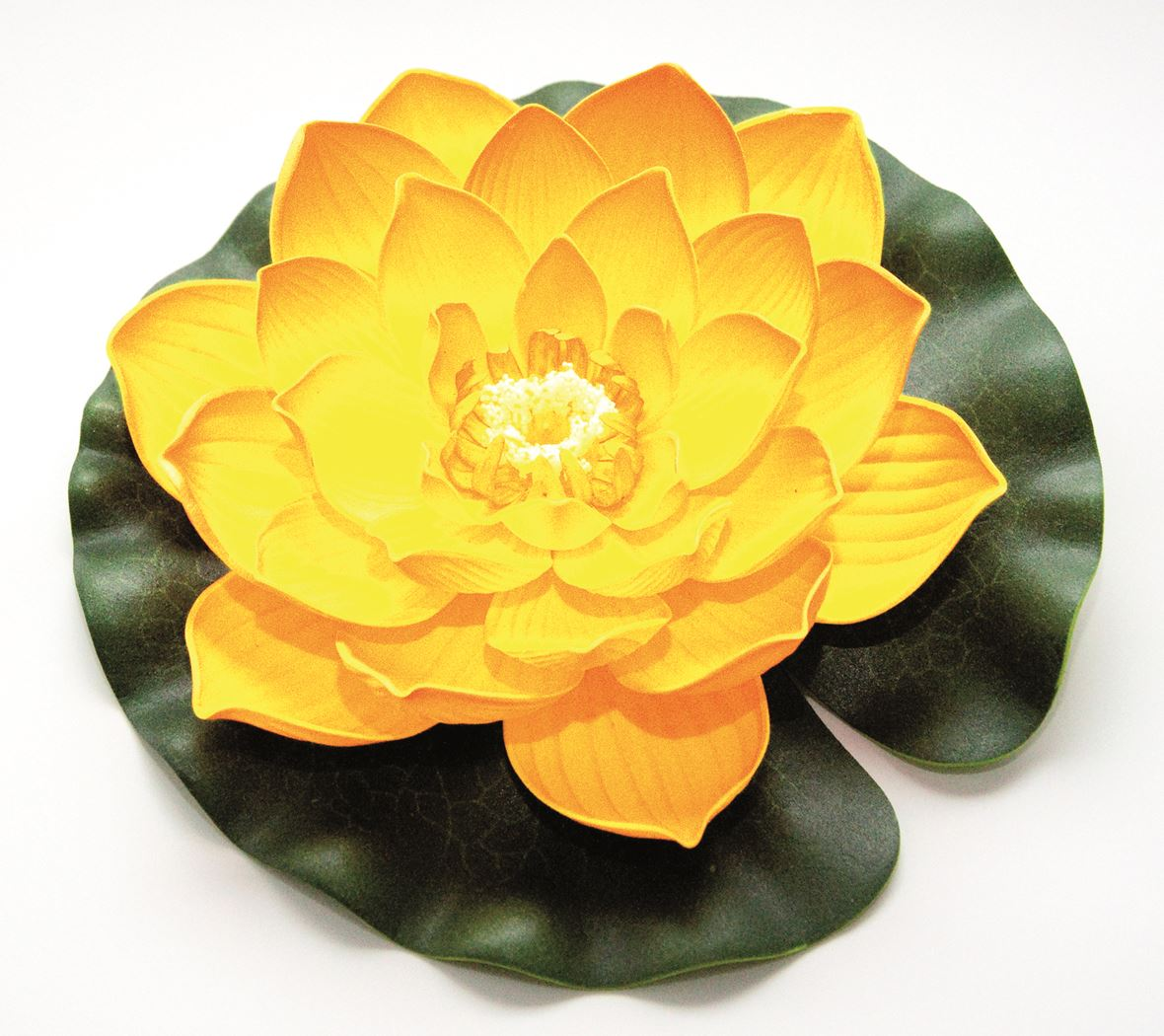 velda lotus foam yellow