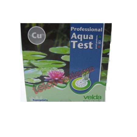 velda professional aqua test cu