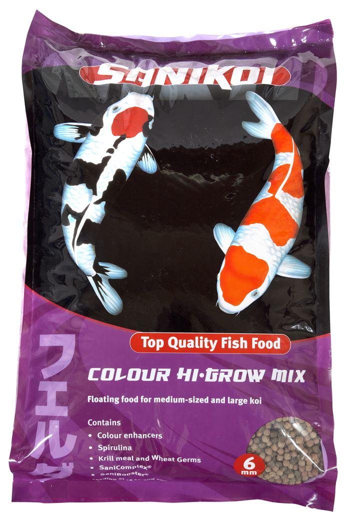 velda sanikoi colour hi-grow mix 6mm