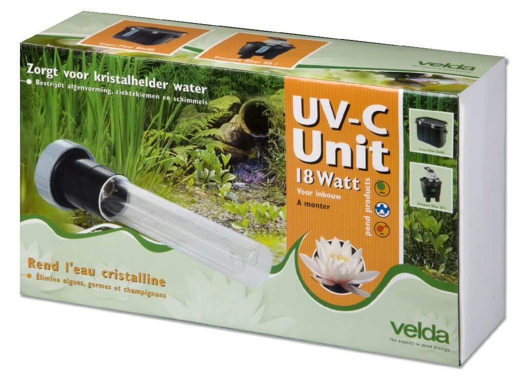 velda uv-c filter (voor inbouw)