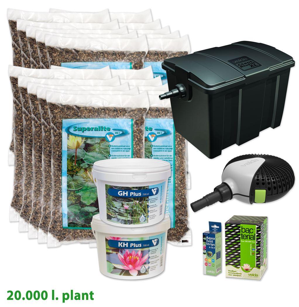 velda vijverstartpakket planten