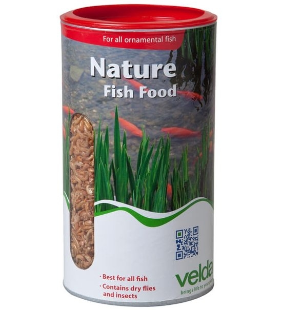 velda visvoer nature fish food