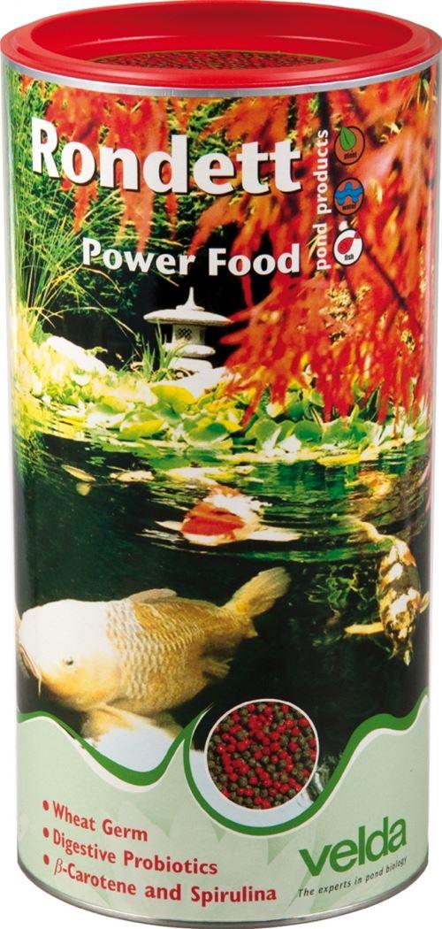 velda visvoer rondett power food