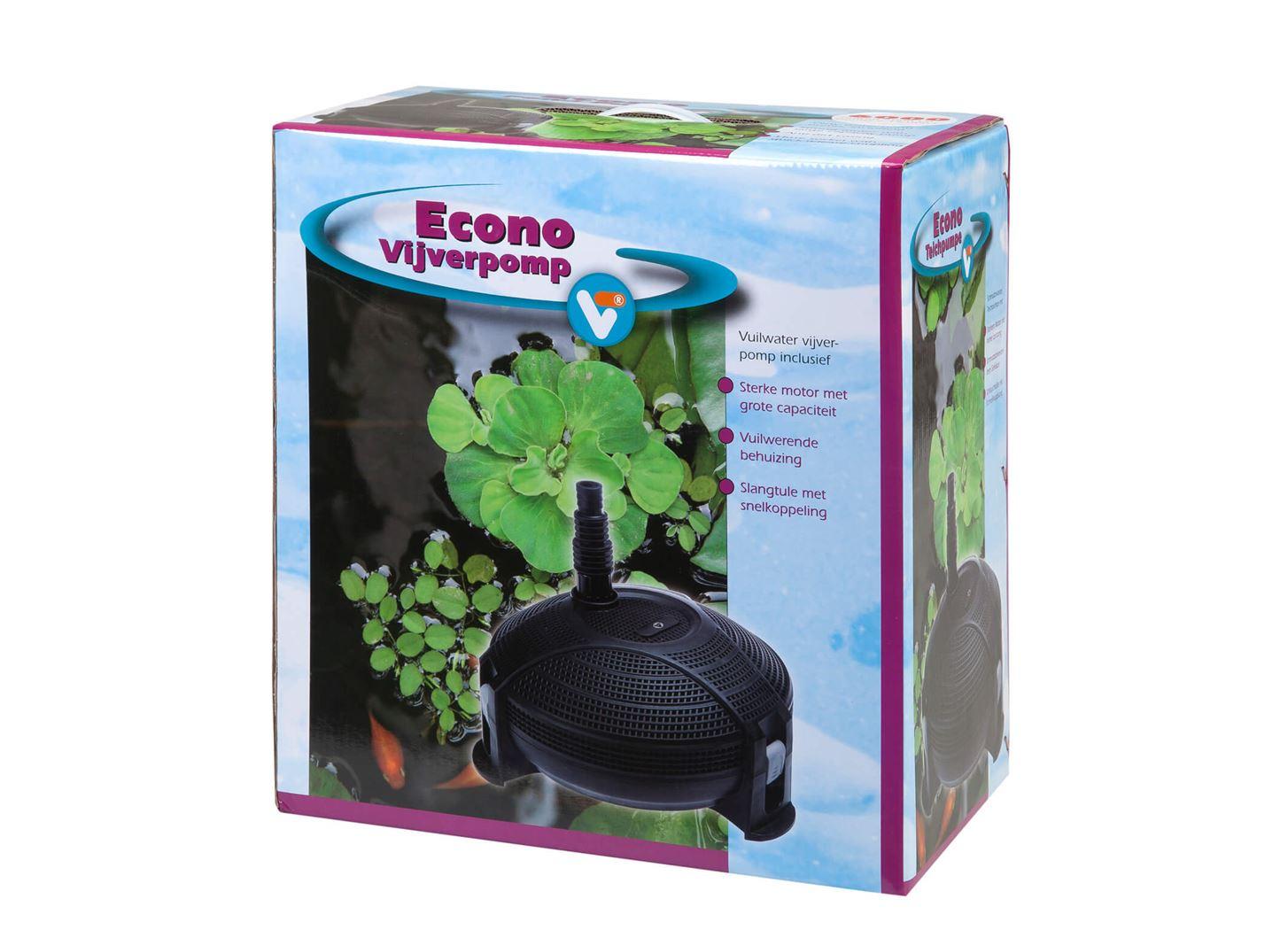 vijverpomp vijvertechniek econo pond pump 4000