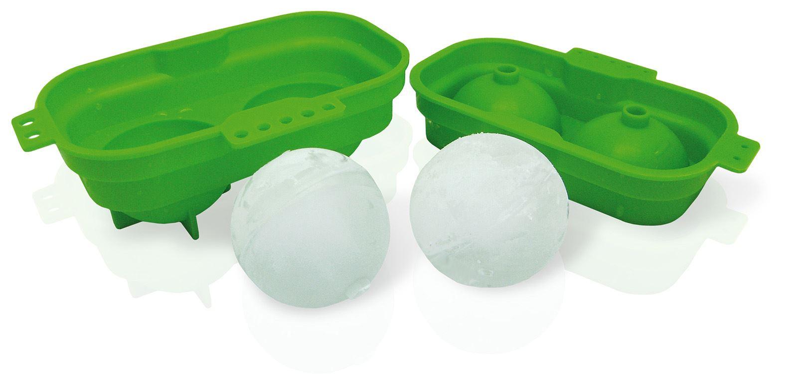 vin bouquet ijsblokjesschaal voor 2 ballen