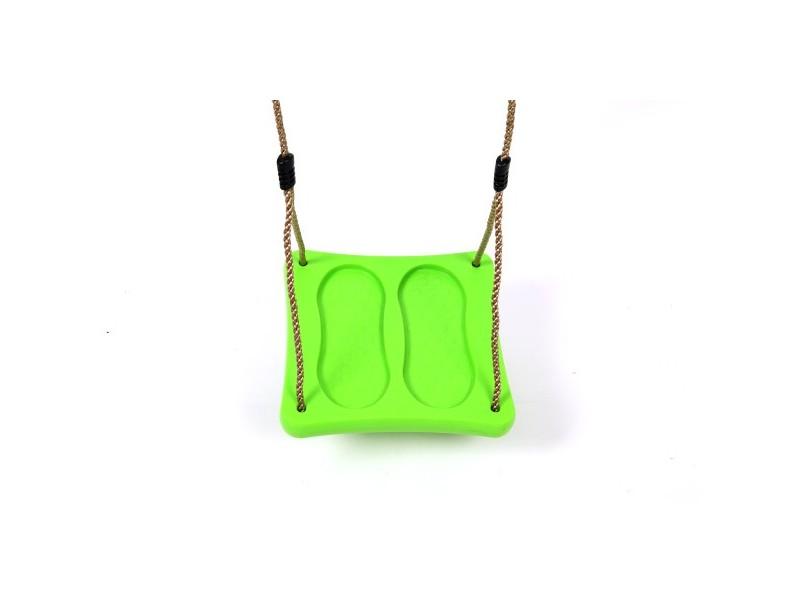 voetschommel pp-touw groen