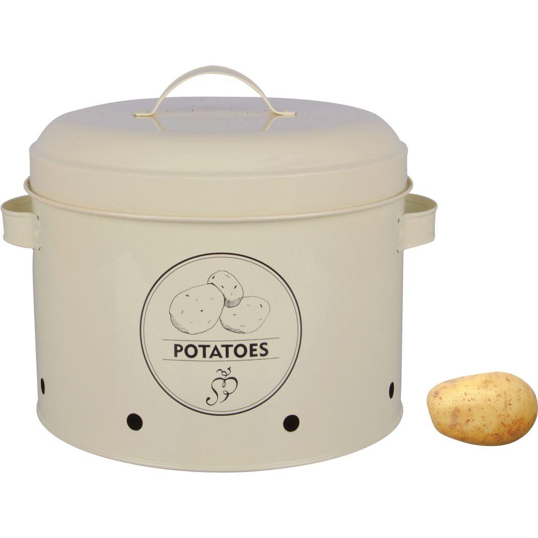voorraadblik aardappels