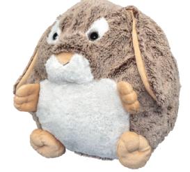 warmies handwarmer bunny