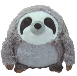 warmies handwarmer sloth