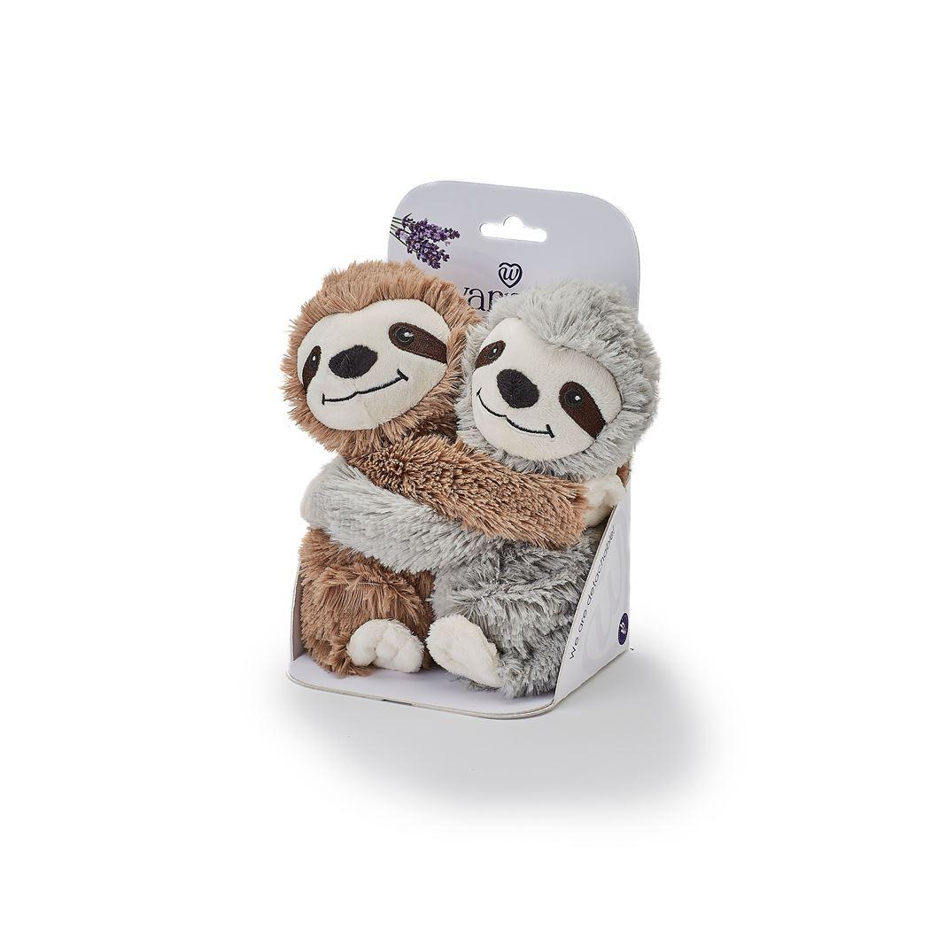 warmies knuffel hugs sloths