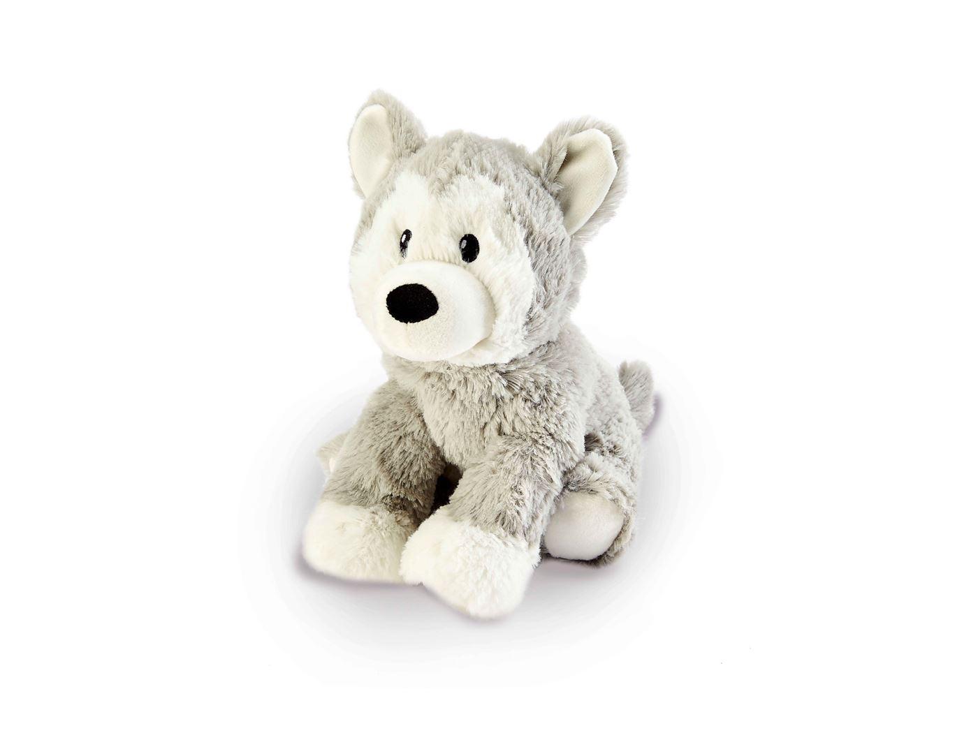 warmies knuffel husky
