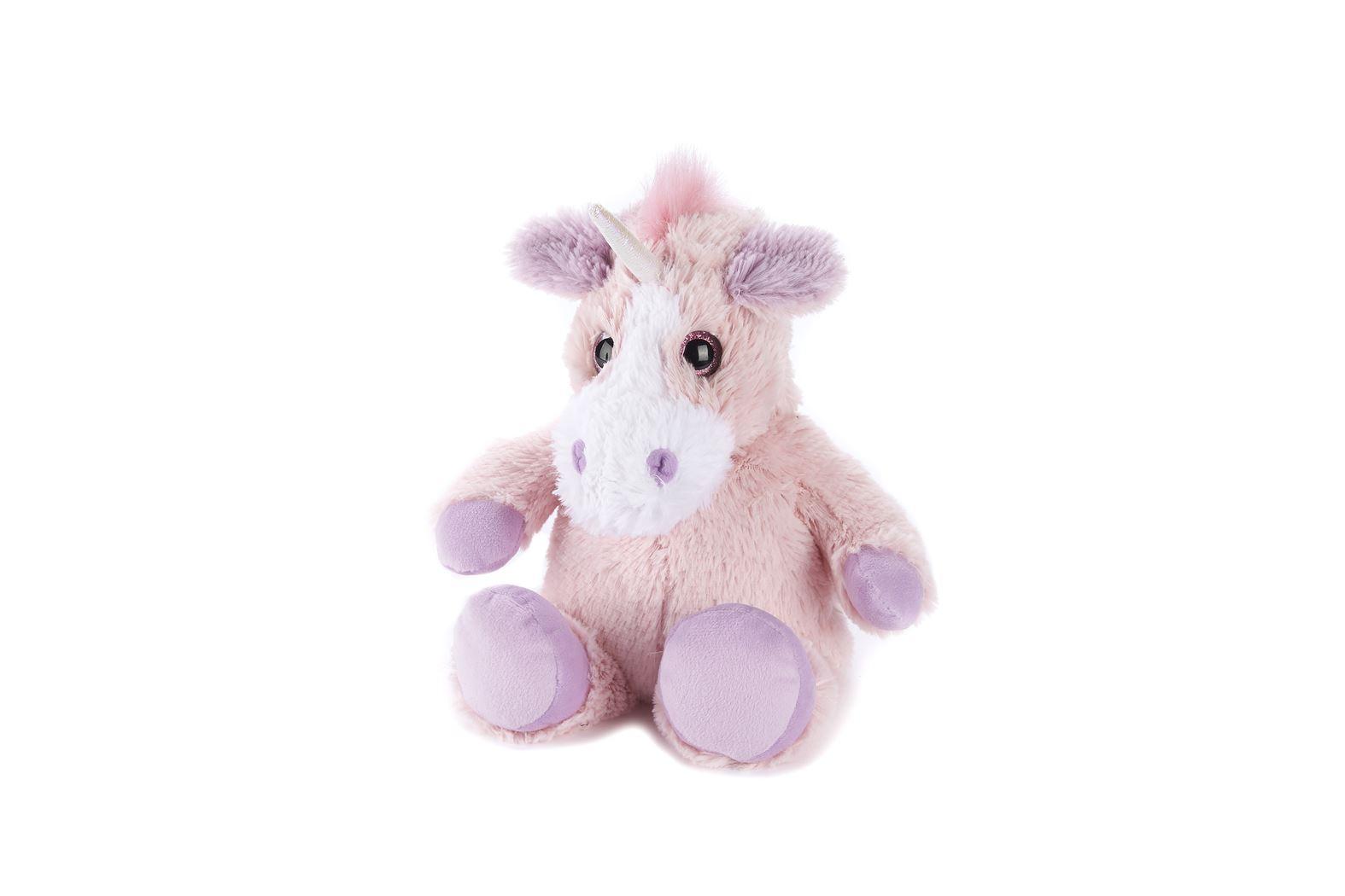 warmies knuffel pink unicorn