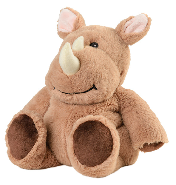 warmies knuffel rhino