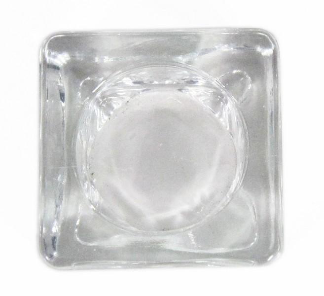 waxinelicht houder vierkant