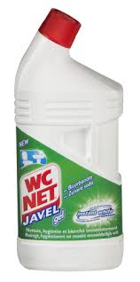 wc net javel gel instant white, zuivere soda