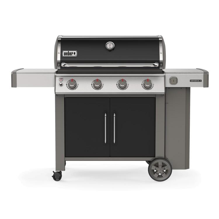 weber gasbarbecue genesis ii e-415 gbs