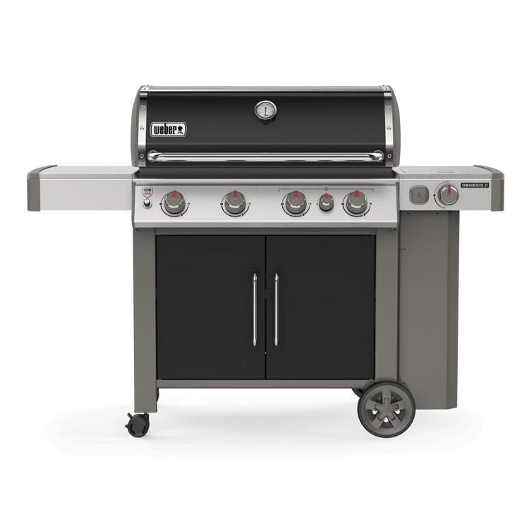 weber gasbarbecue genesis ii e-435 gbs