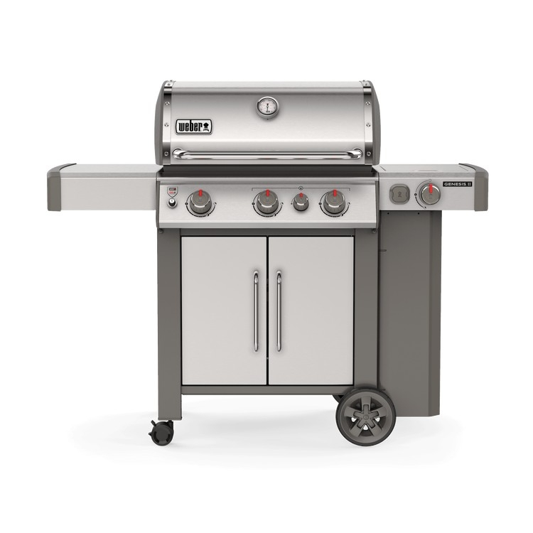 weber gasbarbecue genesis ii s-335 gbs